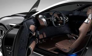 dbx concept interior