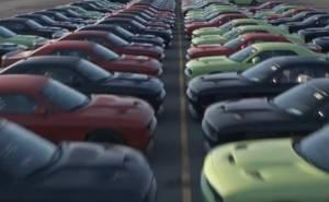 سيارات دودج تشالنجر اس ار تي هيلكات 2015