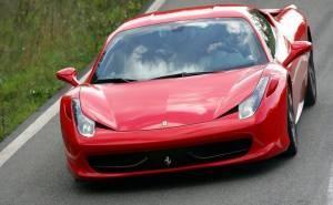 سيارة فيراري 458