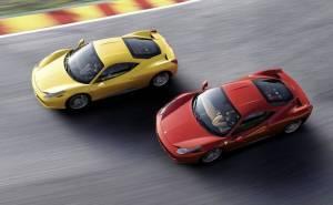 فيراري 458 ايطاليا الجديدة