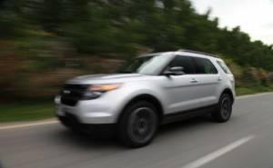 Ford Explorer Sport - فورد اكسبلورر سبورت