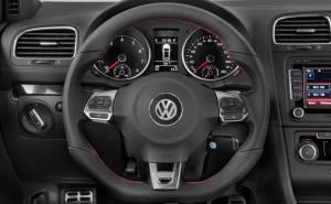 فولكس واغن غولف جي تي اي VolksWagen Golf GTI-2012 الدركسيون-المقود-الطبلون