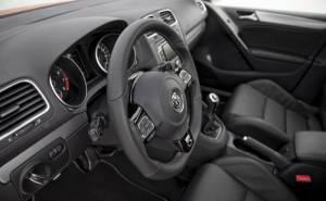 فولكس واغن غولف ار 2012-Volkswagen Golf R عجلة قيادة-دركسيون