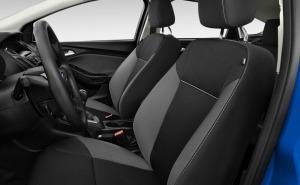 Ford Focus فورد فوكاس-2013-المقصورة الداخلية-المقاعد-الدركسيون-المقود