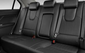 Ford Fusion-فورد فيوجين 2012-مقاعد