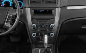 Ford Fusion-فورد فيوجين 2012-جير ومسجل