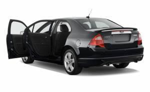 Ford Fusion-فورد فيوجين 2012-من الخلف