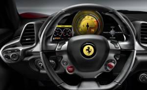 مقود فيراري 458 إيطاليا 2010