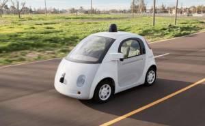google self driving vehicle