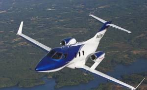 طائرة هونداجت الجديدة