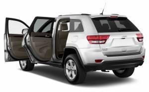 جيب غراند شيروكي Jeep Grand Cherokee-2012-من الخلف
