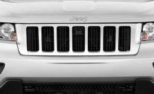 جيب غراند شيروكي Jeep Grand Cherokee-2012-الشبك الامامي