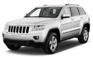 جيب غراند شيروكي Jeep Grand Cherokee-2012 الامام