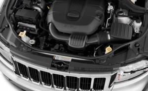 جيب غراند شيروكي Jeep Grand Cherokee-2012-تحت غطاء المحرك