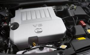 محرك لكزس ES 2013