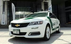 شيفروليه امبالا 2014 تنضم إلى شرطة دبي