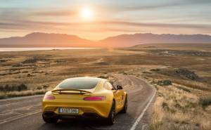 سيارة مرسيدس AMG GT