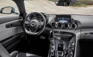 داخلية مرسيدس AMG GT