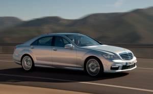 2010 Mercedes-Benz S63 مرسيدس بنز اس 63 ايه ام جي-الاطارات