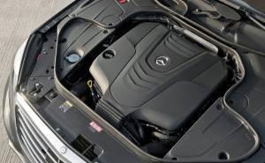 محرك مرسيدس بنز S-Class 2014