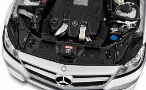 مرسيدس بنز سي ال اس 2012 Mercedes-Benz CLS-المحرك
