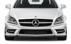 مرسيدس بنز سي ال اس 2012 Mercedes-Benz CLS-شبك-الواجهة الامامية