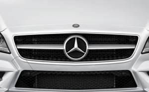 مرسيدس بنز سي ال اس 2012 Mercedes-Benz CLS-الشبك الامامي