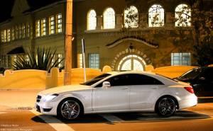 مرسيدس بنز CLS63 AMG 2012 عجلات-تواير
