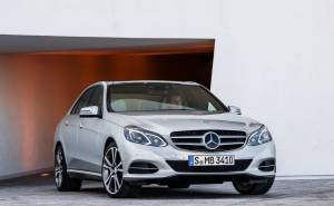 مرسيدس اي كلاس 2014 Mercedes E-Class -شبك امامي-مقدمة
