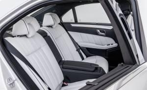 مرسيدس اي كلاس 2014 Mercedes E-Class -من الداخل