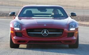 مرسيدس SLS AMG GT 2013