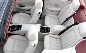 2011 Maserati Gran Cabrio مازيراتي جران كابريو-مقاعد-فرش