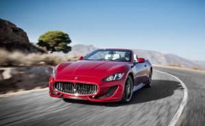 مازيراتي غران كابريو سبورت Maserati GranCabrio Sport 2013-المقدمة
