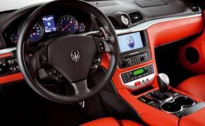 مازيراتي غران توريزمو 2008 Maserati Gran Turismo-تابلوه-لوحة عدادات-طبلون