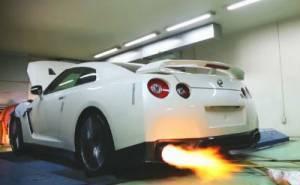 Nissan GTR 1400 WHP AMS Alpha 16 in Dubai