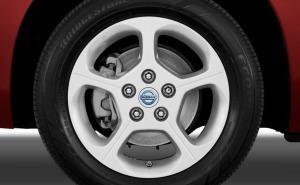 نيسان ليف-2011 Nissan Leaf-عجلة-جنوط-كفرات