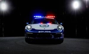 بورش 911 للشرطة