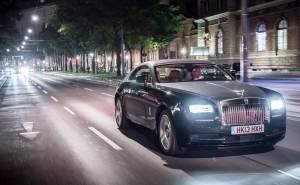 السعودية أكبر سوق لسيارات رولز رويس