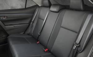 مقاعد داخلية تويوتا كورولا 2014 الخلفية