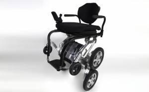 toyota deka ibot wheelchair