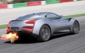 سعر أول سيارة في العالم مصنوعة بالكامل من التيتانيوم مهول