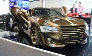 FB-ONE Chrysler Crossfire