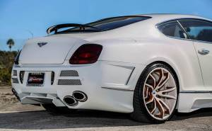 سيارة بنتلي كونتيننتال جي تي معدلة