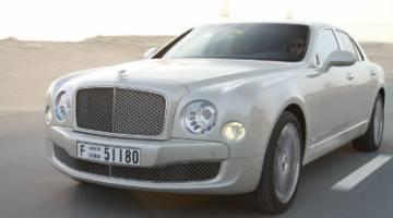 Bentley Mulsanne - بنتلي مولسان