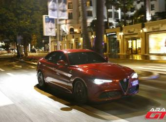 سيارات جيب و دودج و مازيراتي تتشارك مع الفا روميو