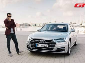 اودي A8 موديل 2018 أكثر سيارة متطورة تكنولوجياً بفئتها