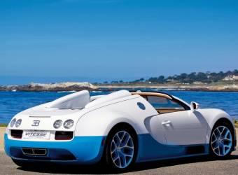 سحب لقب أسرع سيارة كشف في العالم من بوغاتي