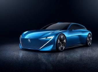 بيجو Instinct سيارة اختبارية جديدة بهوية فرنسية مستقبلية