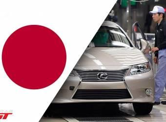 شمس صناعة السيارات اليابانية تسطع في أنحاء العالم