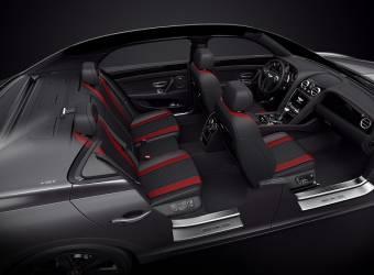 بنتلي فلاينج سبير V8 بلاك ايدشن تتميز بمظهرها الفخم وبقوتها